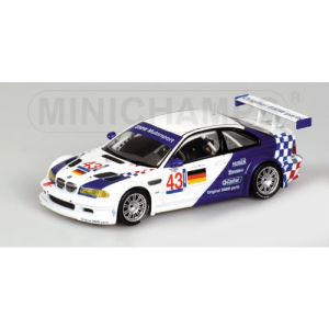 BMW M3 GTR ALMS Sieger GP.Jarama F.Ekblo