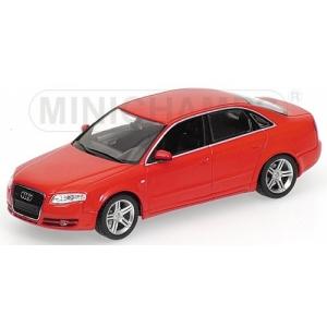 Audi A4 rot 2004