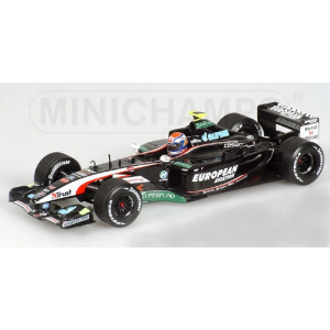 Minardi Ford PS03 M.Bobbi Testfahrt 2003