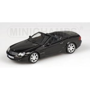 Mercedes SL Cabriolet schwarz 2001
