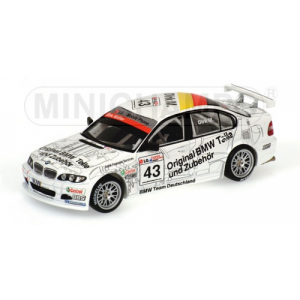 BMW 320i Nr.43 ETCC D.Müller 2003