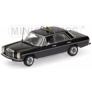 Mercedes 200D Taxi 1968
