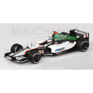 Minardi European PS04B G.Bruni 2004