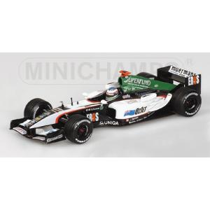 Minardi European PS04B G.Bruni 2004