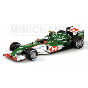 Jaguar Racing R5 Testfahrer B.Wirdheim 2004