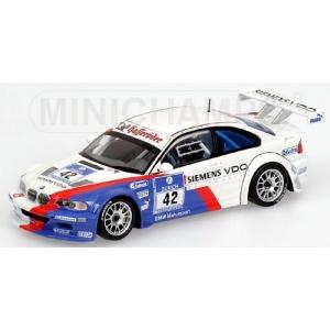 BMW M3 GTR Nr.42 24h Nürburgring 2004