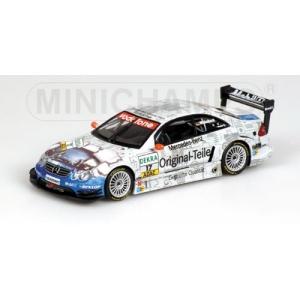 Mercedes CLK Nr.17 Team Persson