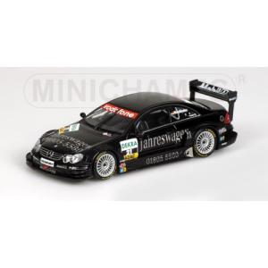 Mercedes CLK Nr.21 Team Rosberg