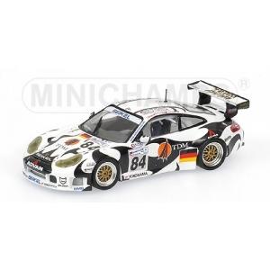 Porsche 911 GT3 RS Nr.84 Le Mans 2004