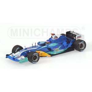 Sauber Petronas C24 J.Villeneuve 2005