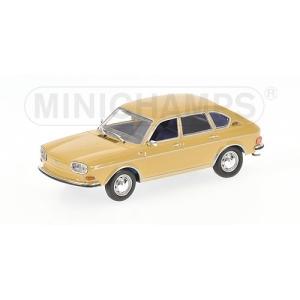 VW 411 LE gelb 1969