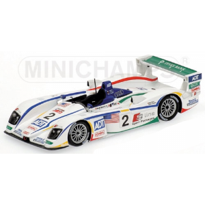 Audi R8 Nr.2 Le Mans 2005