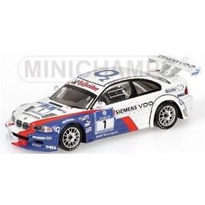 BMW M3 GTR Nr.1 24h Nürburgring 2005