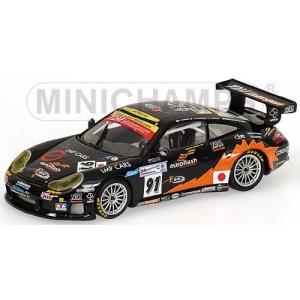 Porsche 911 GT3 RS Nr.81 Le Mans 2005