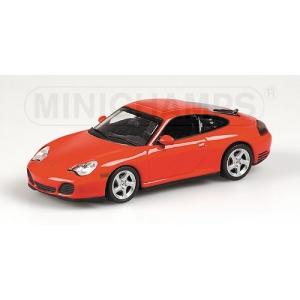 Porsche 911 4S rot 2001