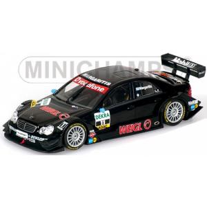 Mercedes CLK Nr.12 DTM A.Margaritis 2006