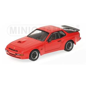 Porsche 924 Carrera GT rot 1981