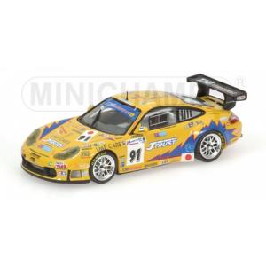 Porsche 911 GT3 RSR Nr.91 Le Mans 2006