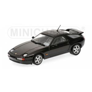 Porsche 928 GTS schwarz 1991