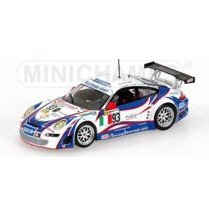 Porsche 911 GT3 RSR Nr.93 Le Mans 2007