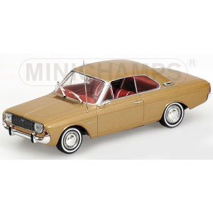 Ford Taunus P5 Coupé gold met 1964