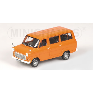 Ford Transit Bus orange 1971