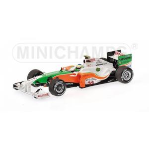 Force India F1 VJM02 G.Fisichella 2009