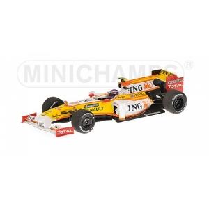 Renault F1 R29 R.Grosjean 2009