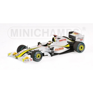 Brawn GP BGP001 GP.Brasilien J.Button