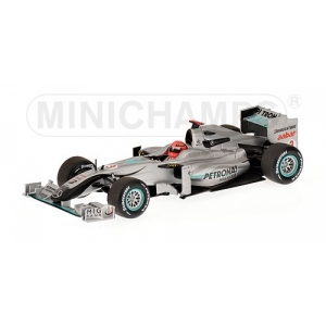 Mercedes GP M.Schumacher 2010