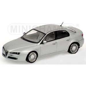 Alfa Romeo 159 silber met 2005