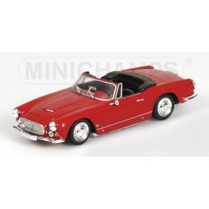 Maserati 3500 GT Vignale Spider rot 1961