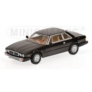 Maserati Kyalami schwarz 1982