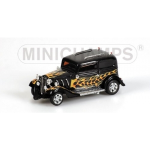Hot Rod America schwarz