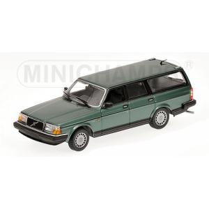 Volvo 240 GL Kombi grün 1986