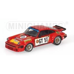 Porsche 934 RSR Nr.51 T.Hezemans 1976