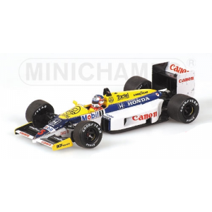 Williams Honda FW11 N.Mansell 1986
