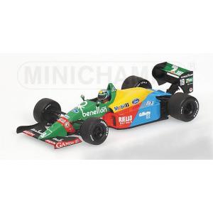 Benetton Ford B188 A.Nannini 1989