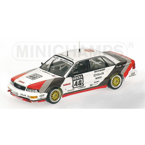 Audi V8 Quattro Nr.46 DTM F.Jelinski 90
