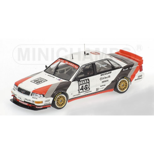 Audi V8 Quattro Nr.46 DTM W.Röhrl 1991