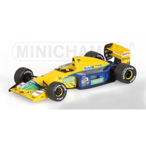 Benetton Ford B191B M.Schumacher 1992
