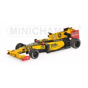 Renault F1 Team R30 R.Kubica 2010