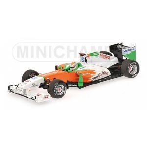 Force India F1 VJM04 A.Sutil 2011