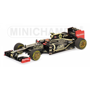 Lotus F1 Team E20 R.Grosjean 2012