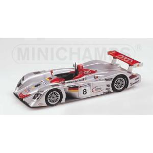 Audi R8 Nr.7 Le Mans 3. Platz 2000