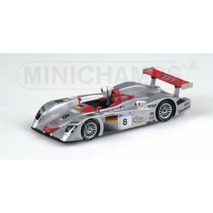 Audi R8 Nr.8 Le Mans Sieger 2000
