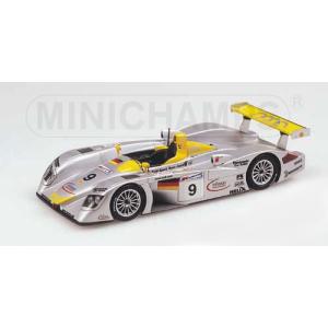 Audi R8 Le Mans Nr.9 3. Platz 2000