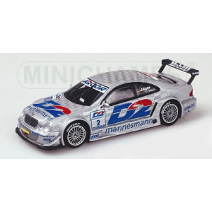 Mercedes CLK Nr.2 DTM Th. Jäger 2000