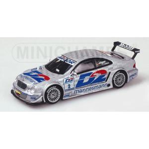 Mercedes CLK Nr.2 DTM Th. Jäger 2000