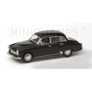 Wartburg A311 Limousine schwarz